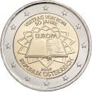 2 Euro Römische Verträge