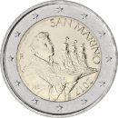 San Marino 2017 2 Euro Kursmünze