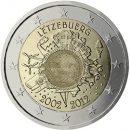 Euroeinführung-2-Euro-Luxemburg-2012