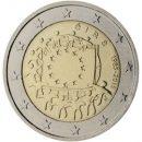 Europaflagge Irland 2015 Gemeinschaftsserie 2 Euro