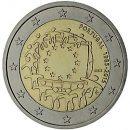 Europaflagge Portugal 2015 Gemeinschaftsserie 2 Euro