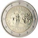 Italien 2016 2 Euro Münze Tito Maccio Plauto