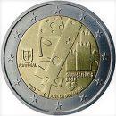 Portugal 2012 2 Euro Münze Guimares Kulturhauptstadt