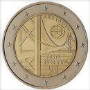 Portugal 2016 2 Euro Münze 50 Jahre Brücke des 25. Aprils