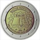 Römische-Verträge-Belgien-2-Euro-Münze