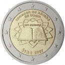 Römische-Verträge-Irland-2-Euro-Münze