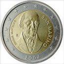 2 Euro San Marino 2004