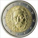Slowakei 2015 2 Euro Münze 200. Geburtstag Ludovit Stur