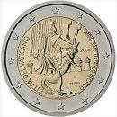 Vatikan 2008 2 Euro Münze 2000. Geburtstag Paulus