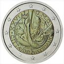 Vatikan 2011 2 Euro Münze 26. Weltjugendtag