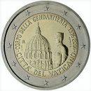 Vatikan 2016 2 Euro Münze 200 Jahre Gendarmeriekorps