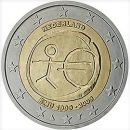 WWU Niederlande 2009 2 Euro Münze