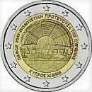2 Euro Zypern 2017 Kulturhauptstadt Paphos