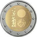 Estland 2018 2 Euro 100 Jahre Republik