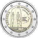 2 Euro Andorra 2018 Verfassung