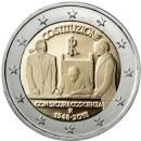 2 Euro Italien 2018 Verfassung