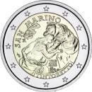 2 Euro San Marino 2018 Tintoretto