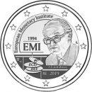 Belgien 2019 2 Euro Europäisches Münzinstitut EMI