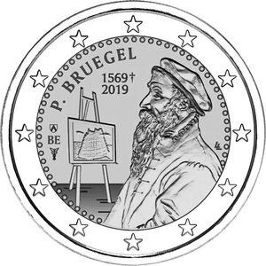 2 Euro Belgien Der Wert Von Gedenkmunzen Und Sondermunzen