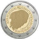Portugal 2019 2 Euro Magellan