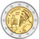 Belgien 2019 2 Euro Peter Bruegel