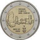 Malta 2020 2 Euro Tempel Ta Skorba