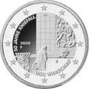 Deutschland 2020 2 Euro Kniefall zu Warschau