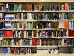 Vorlesung Bücher Bibliothek
