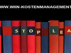 Kostenmanagement Kostenanalyse