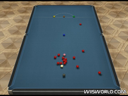 Pool Revolution Cue Sports On WiiWare