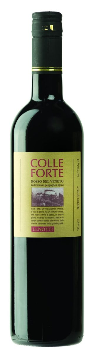 Cantine Lenotti Colle Forte Rosso