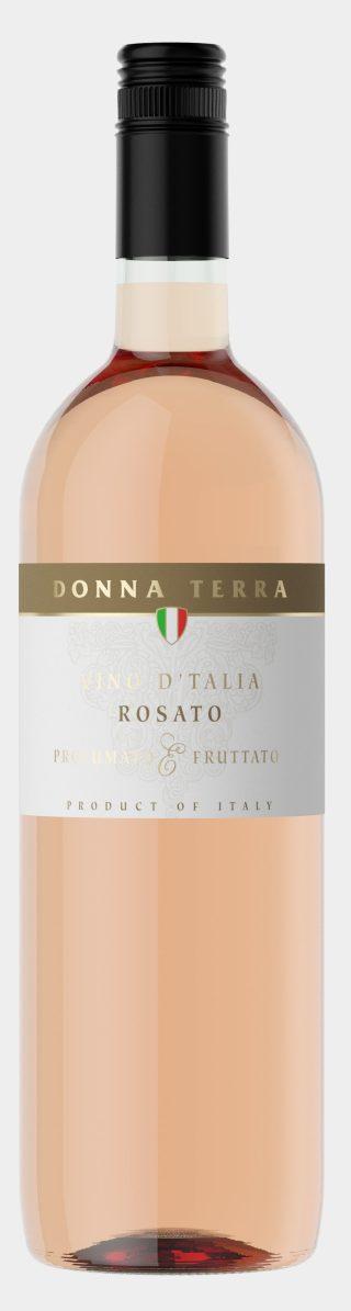 Donna Terra Rosato Castellani