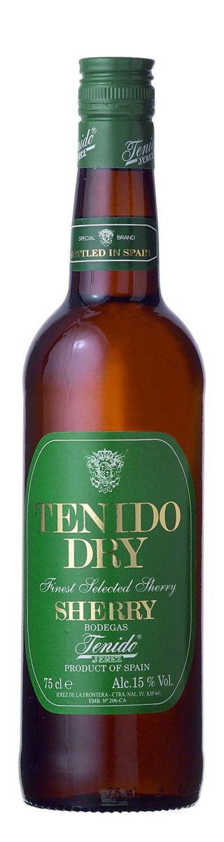 Tenido Sherry Dry 0,75l