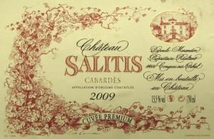 Château Salitis, Rouge Premium 2009