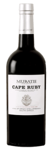 Muratie Cape Ruby Port