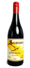 secateurs red blend