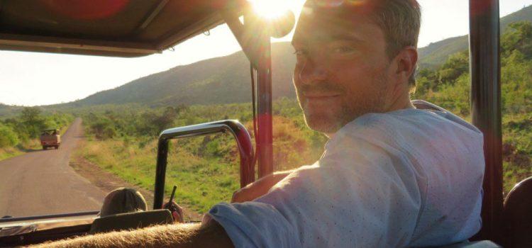 Gilles De Coster Zuid-Afrika