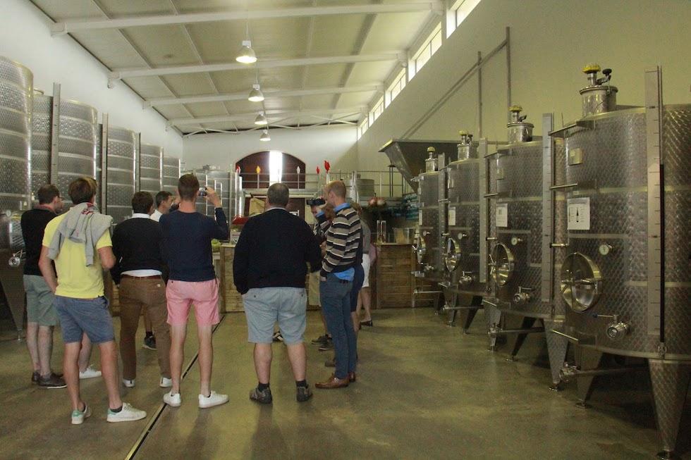 Almenkerk wijnkelder