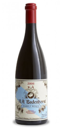 AA Badenhorst Family Red