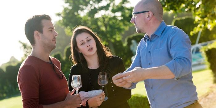 Wijn communiefeest