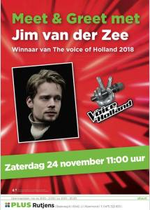 Meet en Greet Jim van der Zee TVOH 2018