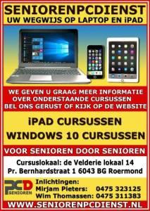 Nieuwe iPad of computer van de Sint?