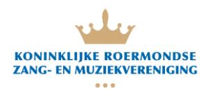 Koninklijke Roermondse Zang en muziek vereniging