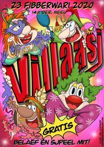 Vastelaoves Villaasj groeit uit naar familie-vastelaoves-festival