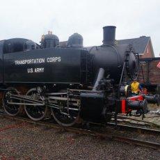 Historische Locomotief.