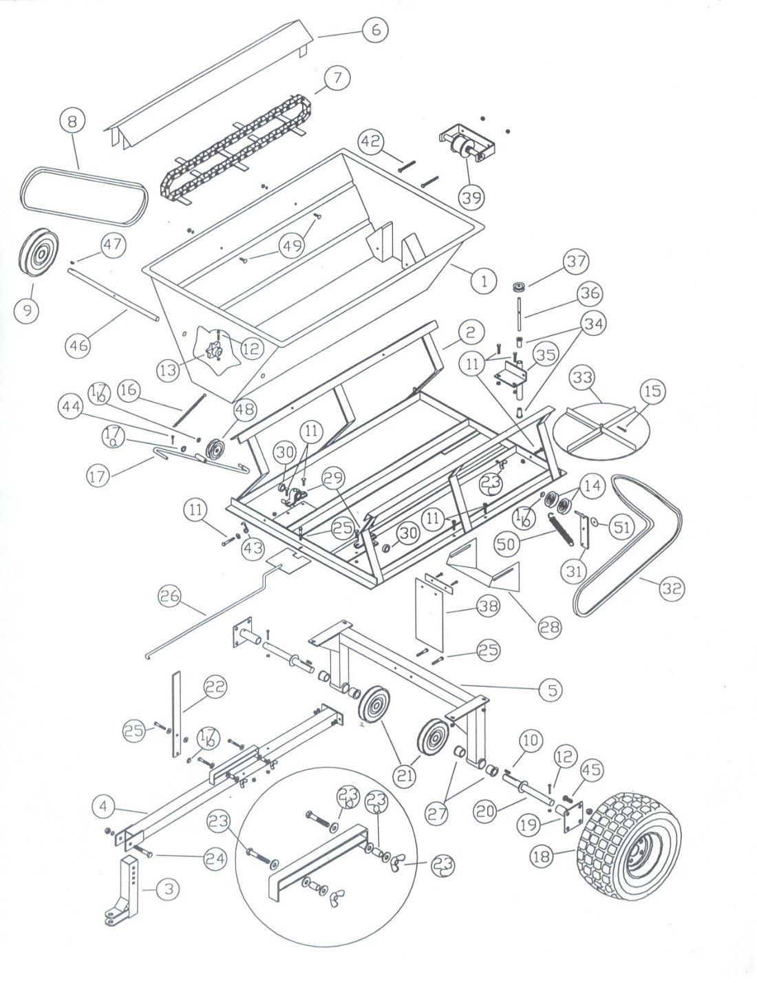 Wikco biz spreader htm 8n tractor parts diagram swather parts diagram sail parts diagram on tractor spreader parts diagram