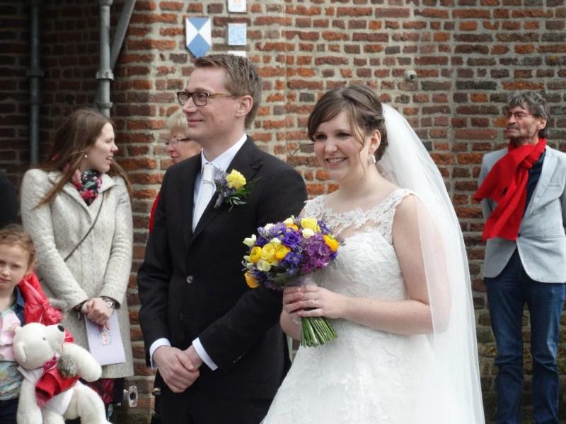 Huwelijk Evi & Robbert