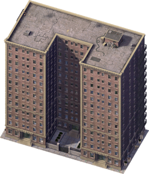 Rock Bottom Terrace SimCity 4 Encyclopaedia