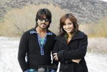 Neha Sharma with her ex-boyfriend Ram