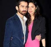 Mahira Khan with her ex-husband